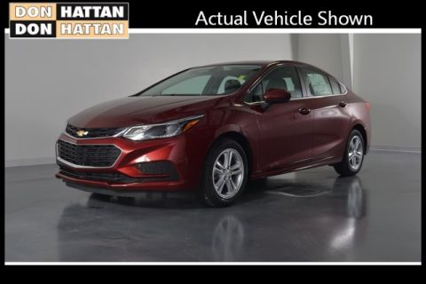 New Chevrolet Cruze LT
