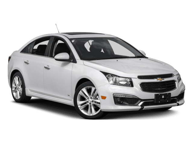 New Chevrolet Cruze L Manual