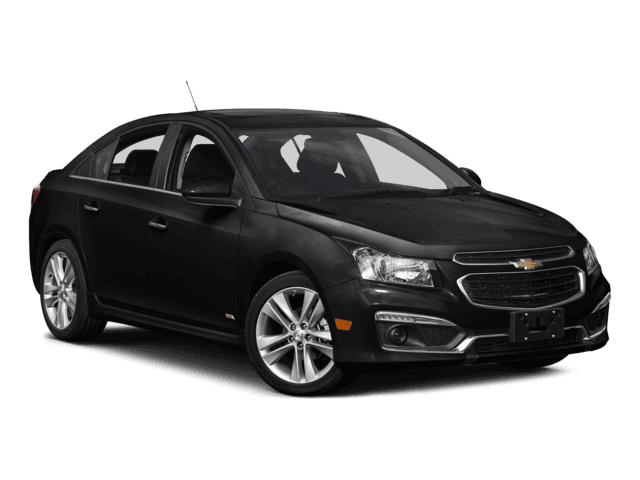 New Chevrolet Cruze LS Auto